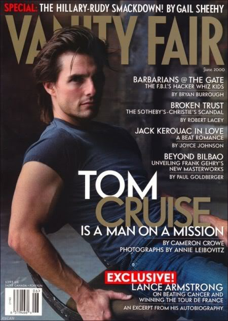 Tom Cruise Vanity Fair The Uncool The Official Site For Everything Cameron Crowe