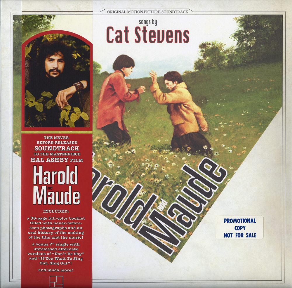 Cat Stevens Harold And Maude Original Motion Picture
