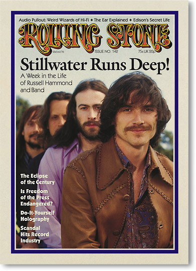 Almost Famous – Rolling Stone