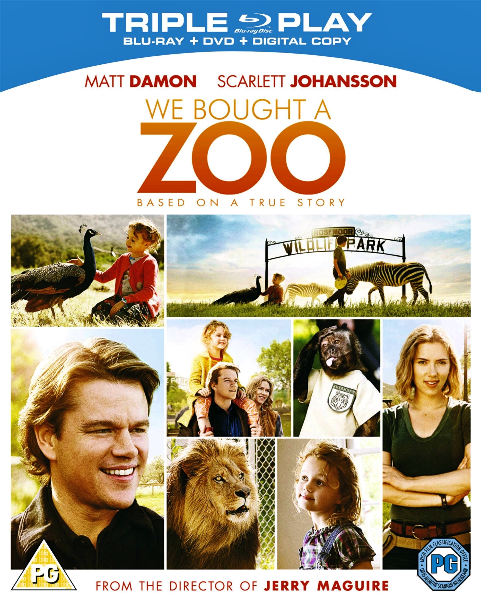 ... zoo poster fav movie ever see more from imdb 1 we bought a zoo 2011