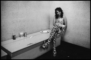 Alice Cooper Circa 1972 by Jim Marshall