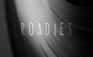 Roadies logo 2 B&W