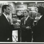 Drew Rosenhaus, Jay Mohr & Donal Logue