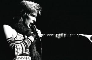 David Bowie. Photo courtesy of Neal Preston.