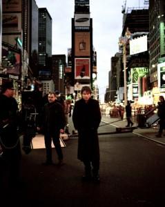 Vanilla Sky - Times Square. Photo courtesy of Neal Preston.